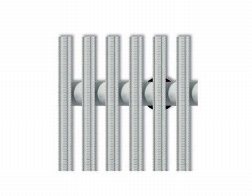 Floor/ shower gratings in rigid design