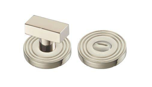 Reeded Design WC Set Turn And Release (HUKP-0201-15)