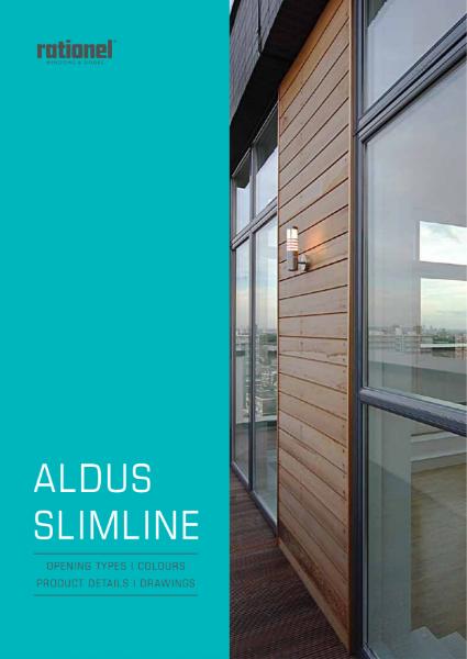 Aldus Slimline Catalogue