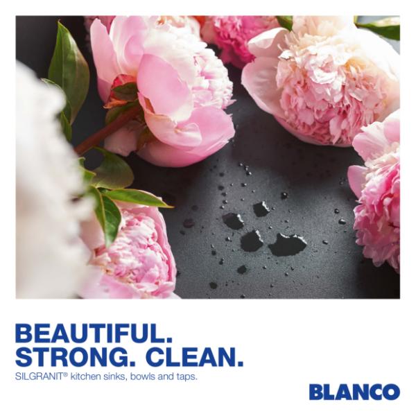 06. BLANCO Silgranit Kitchen Sink look-book