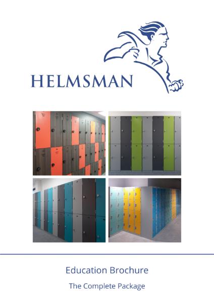 Helmsman Education Brochure