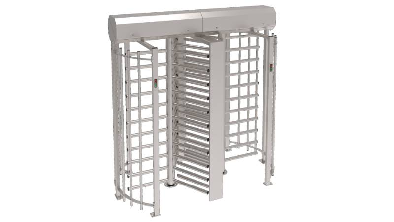 Sesame Twin - Full-height turnstile