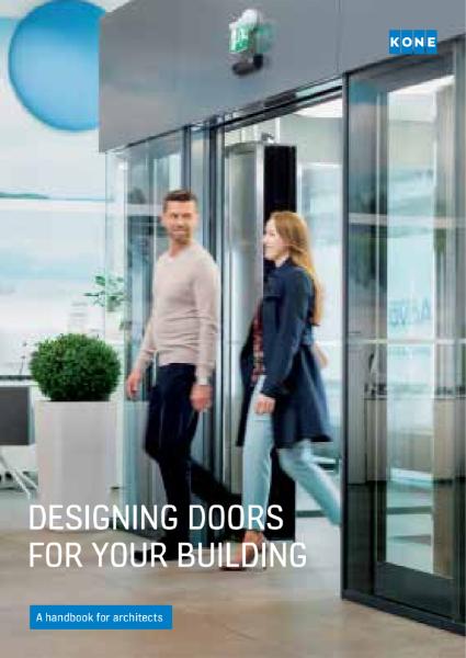 KONE Designing Doors for your building