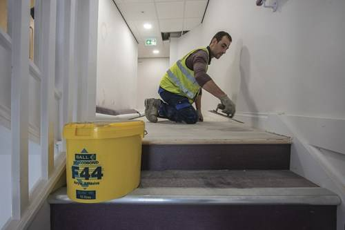 Waterside Residential Development, Swansea - Swansea Marina residential installation smooth-sailing thanks to F. Ball