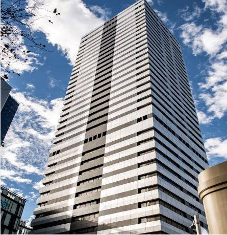 Northpoint Tower Refurbishment, NSW - Vitracore G2