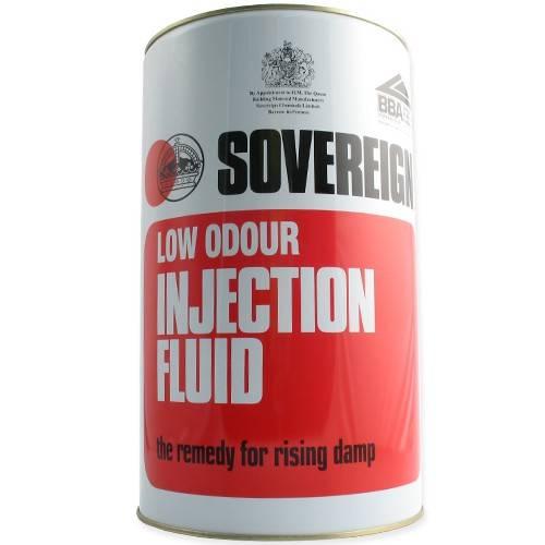 Low Odour Injection Fluid