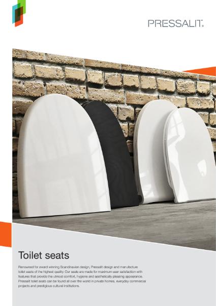 Pressalit Toilet Seats