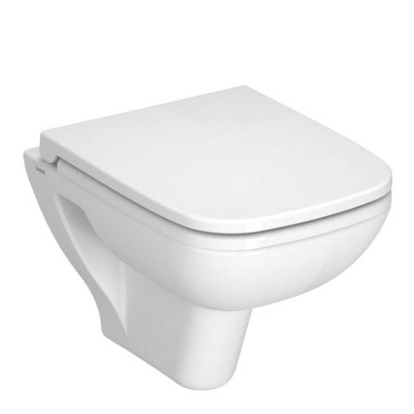 VitrA S20 Wall-hung WC Pan Short Projection, 48 cm, 5505