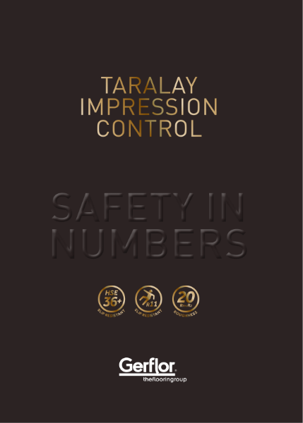 Taralay Impression Control - Vinyl Safety Flooring