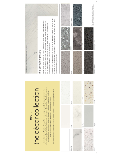 Mirostone Decor Collection