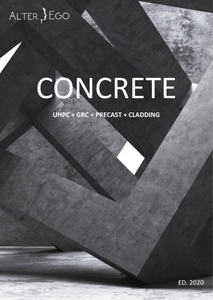 GRC Facades - Concrete Cladding brochure for GRC/GFRC, UHPC, Precast