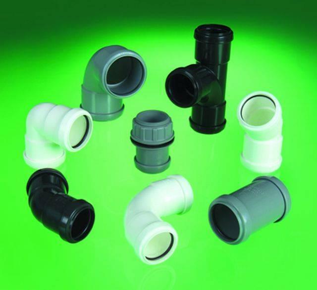 Polypropylene Push Fit Waste System