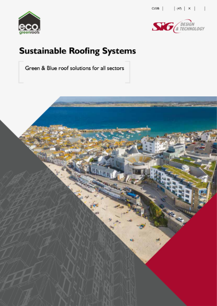 Eco Green Roofs Brochure