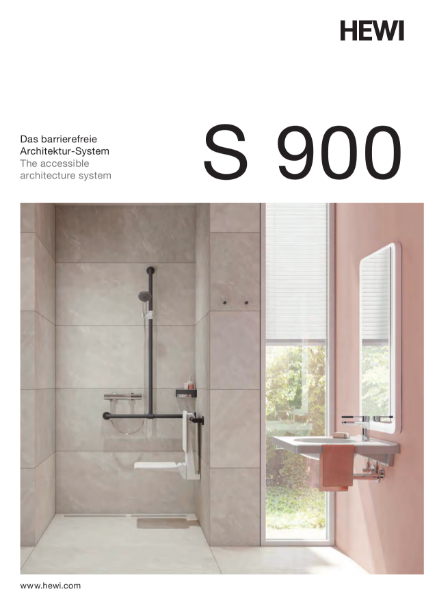 S 900 - The accessible architecture system