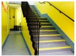 Education - Stair Nosings