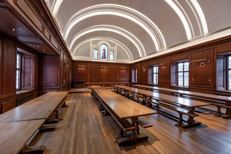 Specialist Acoustic Installation Improves Historic Hannington Hall