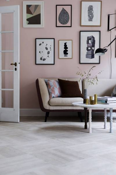 Junckers Scandi-inspired Parquet Floor