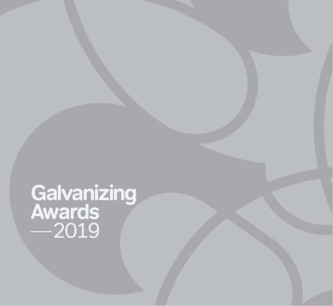 Galvanizers Association Galvanizing Awards (GAGAs) 2019 Brochure