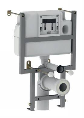 Low Height WC Frame BCM790 Wall Fixing