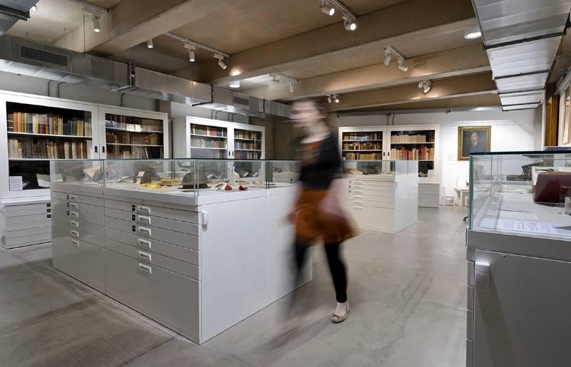 Bruynzeel Museum storage: Cheltenham Art Gallery and Museum