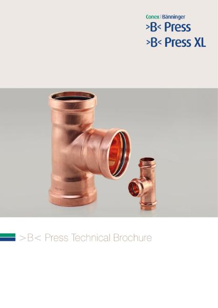 >B< Press XL Technical Brochure