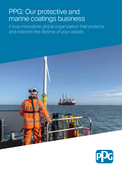 PPG: Our protective and marine coatings business