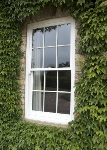 Conservation Spring Sash Window