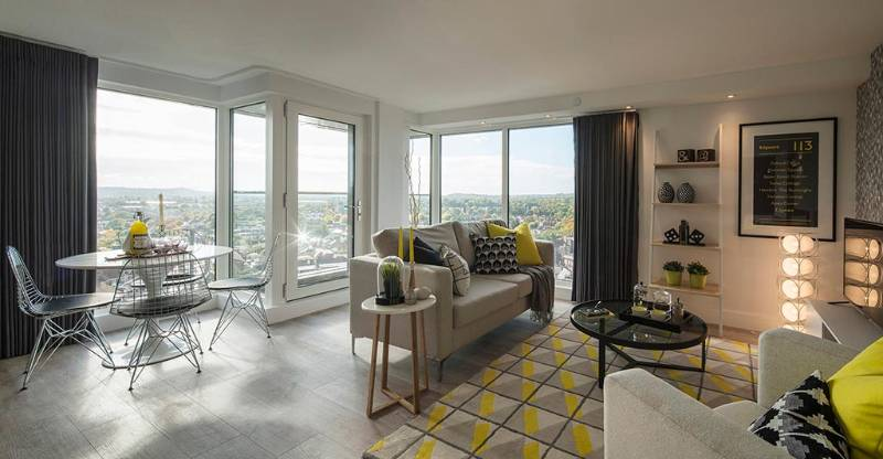 Luxury Apartments, London