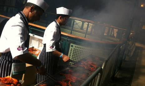 LPG for Catering