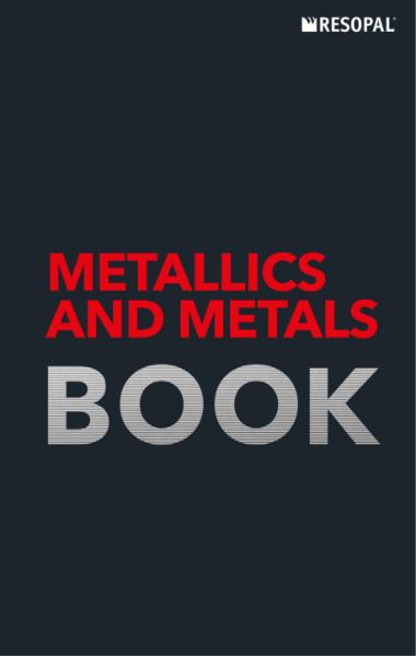 05 RESOPAL - Metallics and Metals - Laminate HPL