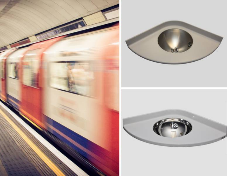 Franke provides TBM rail group with a bespoke solution for Crosscountry trains