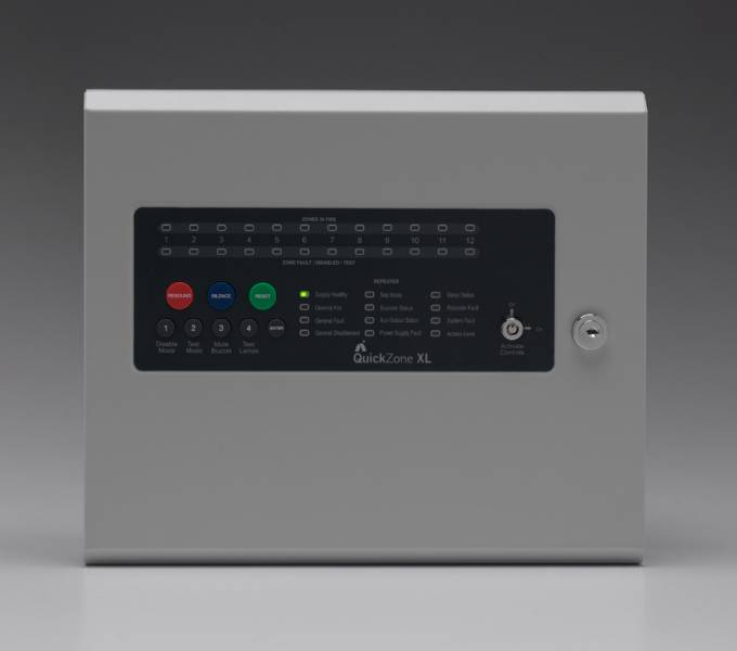 QuickZone Repeater - Repeater panel