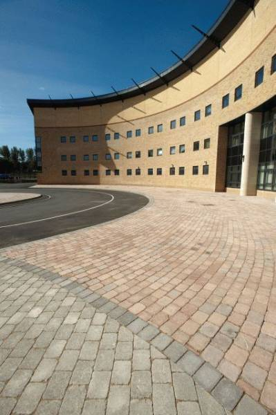 Country Cobble® Paving