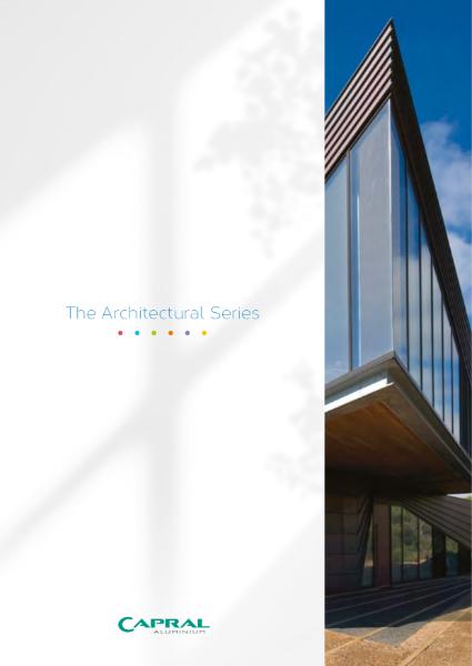 Capral Aluminium Architectural Series