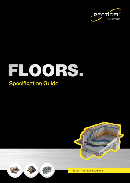 Recticel Insulation Floor Specification Guide