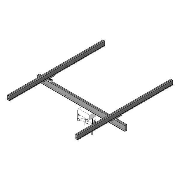 Ceiling Track Hoist - System Type H Flush