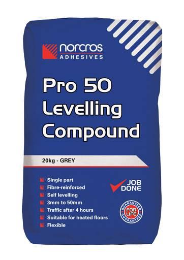 Pro 50 Levelling Compound