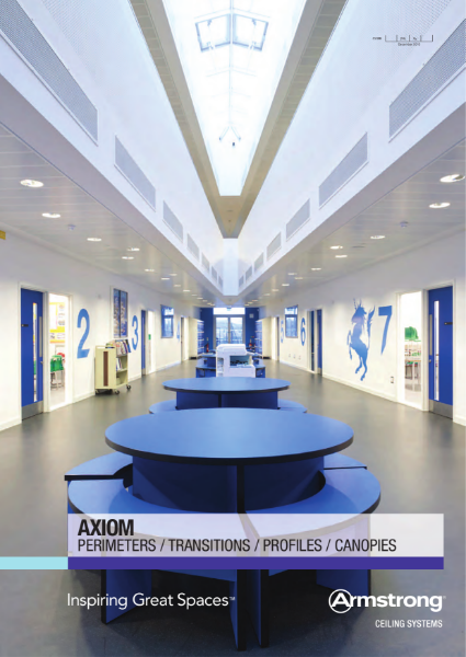 Armstrong AXIOM Brochure