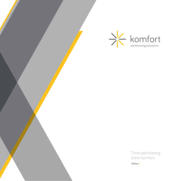 Komfort Partitioning Project Case Study Look Book