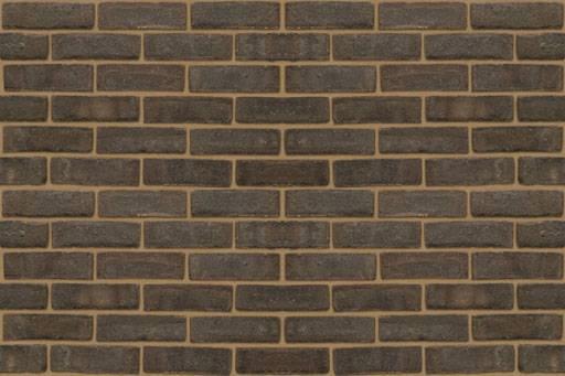 Bevern Dark Multi Stock - Clay bricks