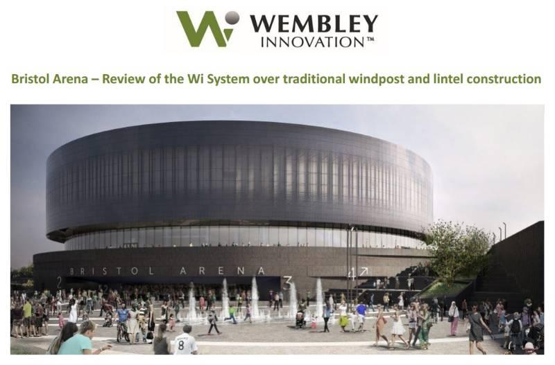 Wi System - Bristol Arena Case Study