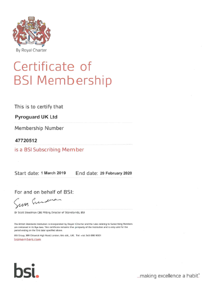 BSI Membership