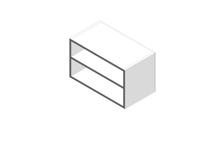 Feature Bridging Cabinets