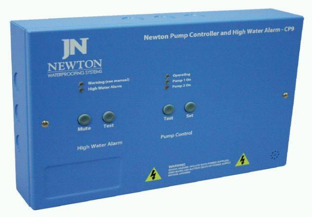 Newton Pump Controller (CP9)