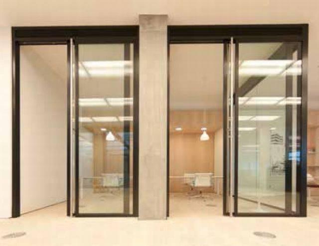 EclipseTec Sliding Glass Door