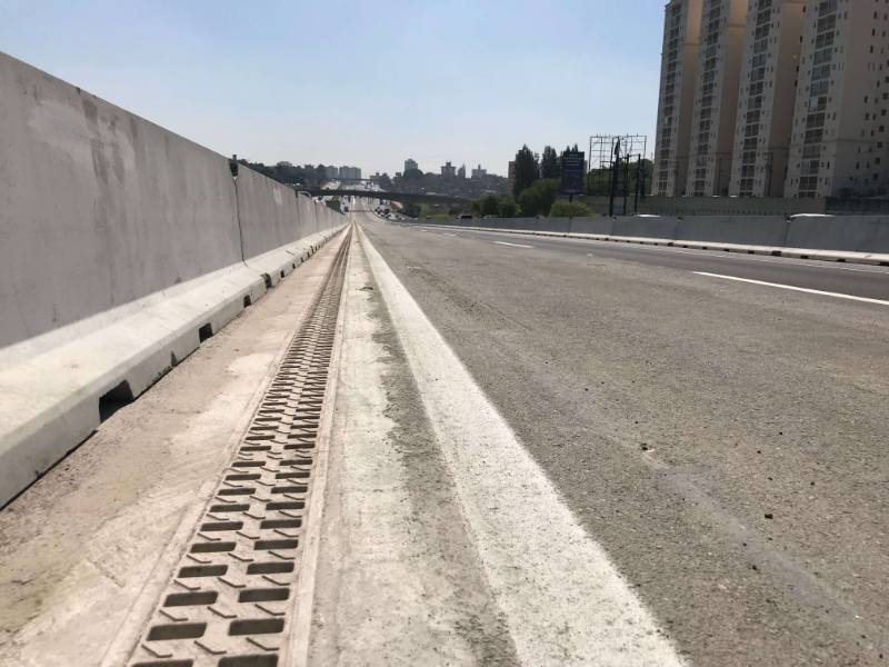 3000 ML ULMA DRAINAGE SOLUTION ON THE ANCHIETA MOTORWAY (BRAZIL)