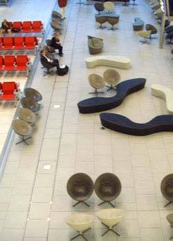 Terminal 5 Heathrow Airport, London