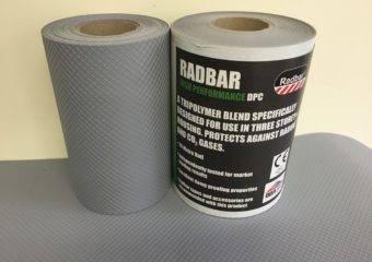 Radbar® High Performance Damp Proof Course