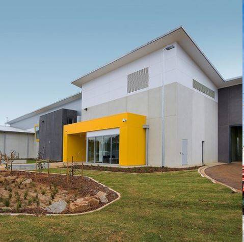 Cavan Training Centre, SA