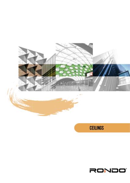 Design Manual - Steel Stud Drywall Ceiling Systems